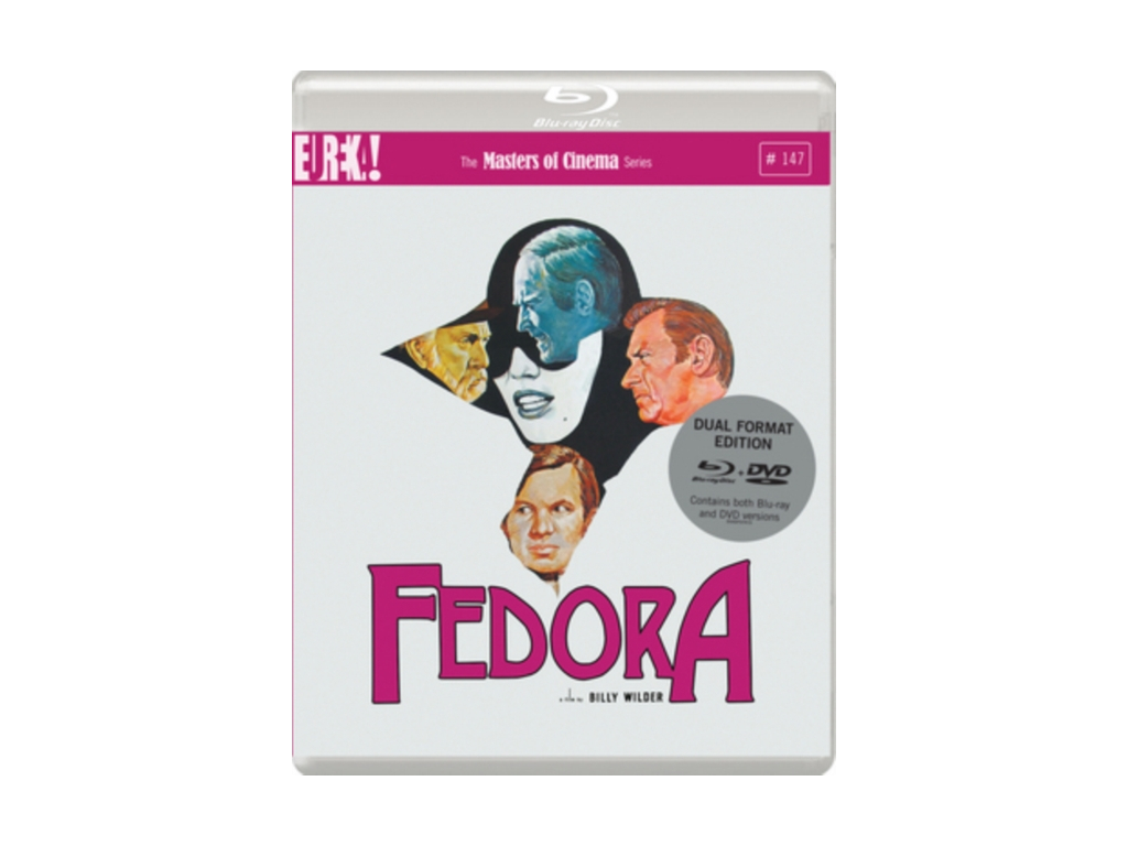 Fedora (1975) (Masters of Cinema) Dual Format (Blu-ray & DVD)