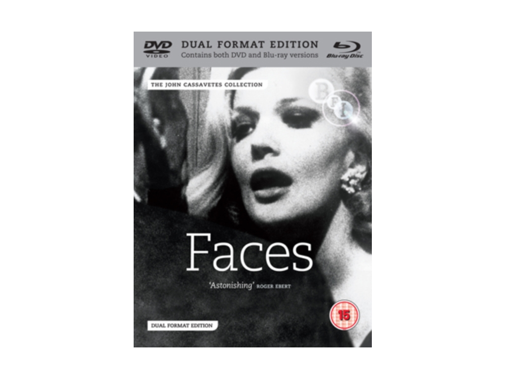 Faces (The John Cassavetes Collection) (DVD & Blu-ray)