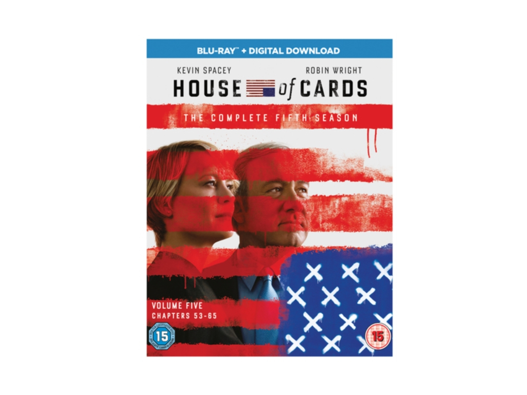 House of Cards - Season 5 (Blu-ray)