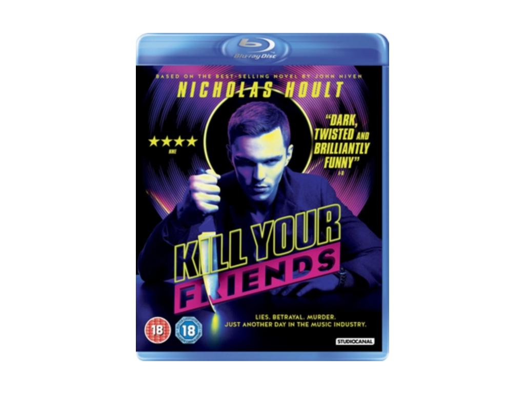 Kill Your Friends (Blu-ray)