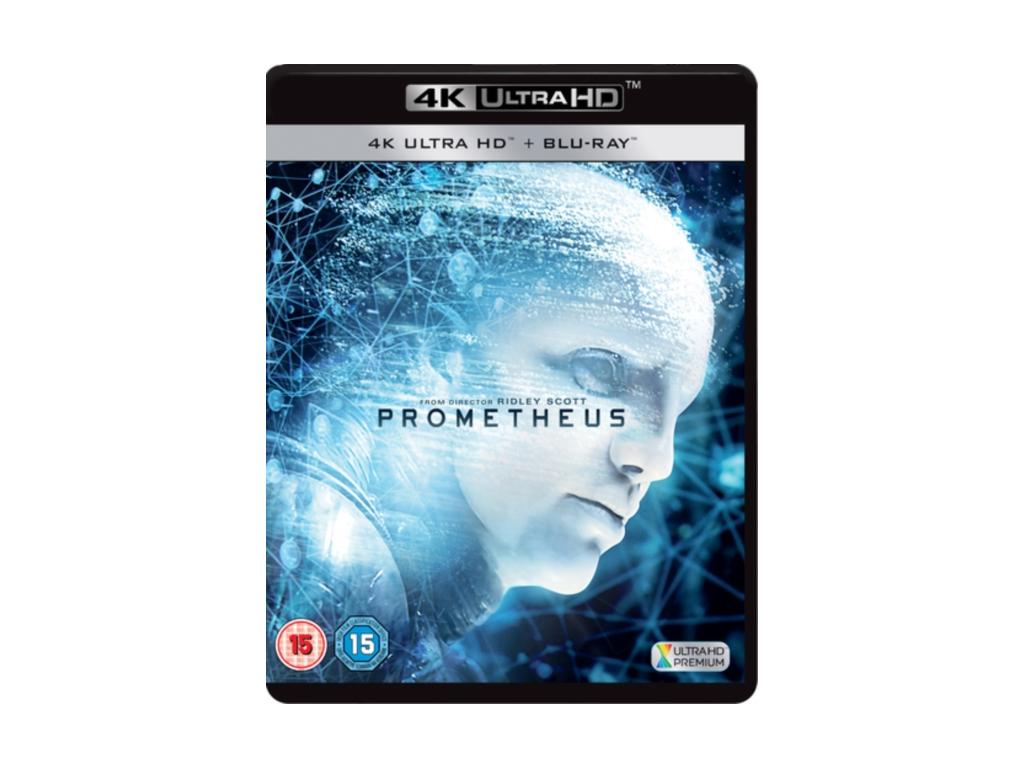 Prometheus [2012] (Blu-ray)