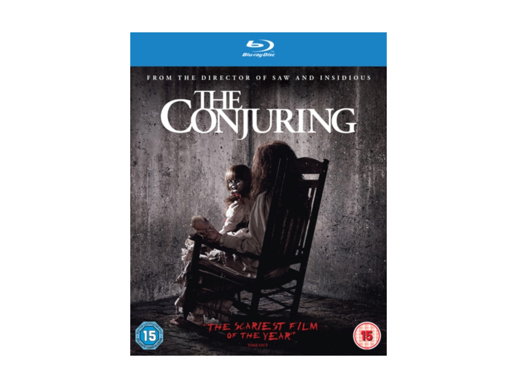 The Conjuring (Blu-ray) [2013]