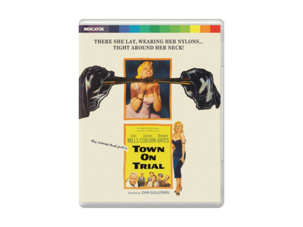 Town on Trial - Limited Edition (Blu-ray) - Region Free