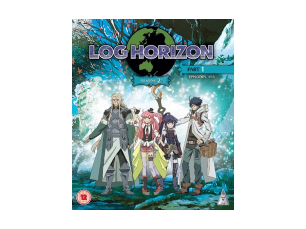 Log Horizon: Season 2 - Part 1 (Blu-ray)