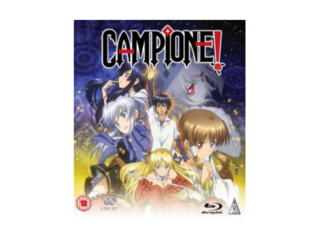 Campione!: Collection (Blu-ray)