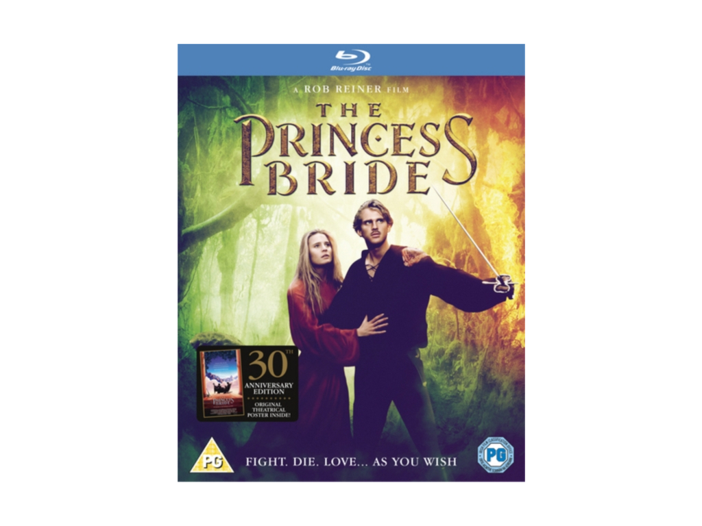 The Princess Bride 30th Anniversary Edition (Blu-ray)