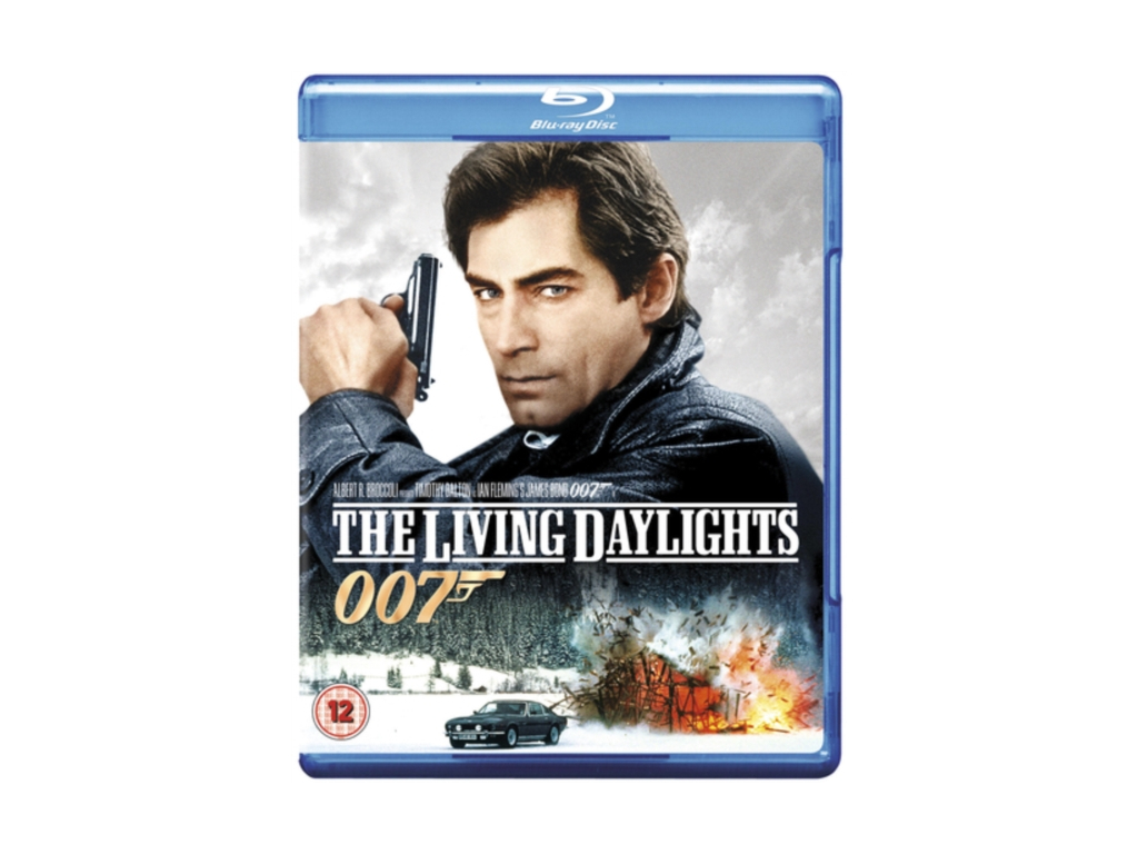 Living Daylights [Blu-ray]