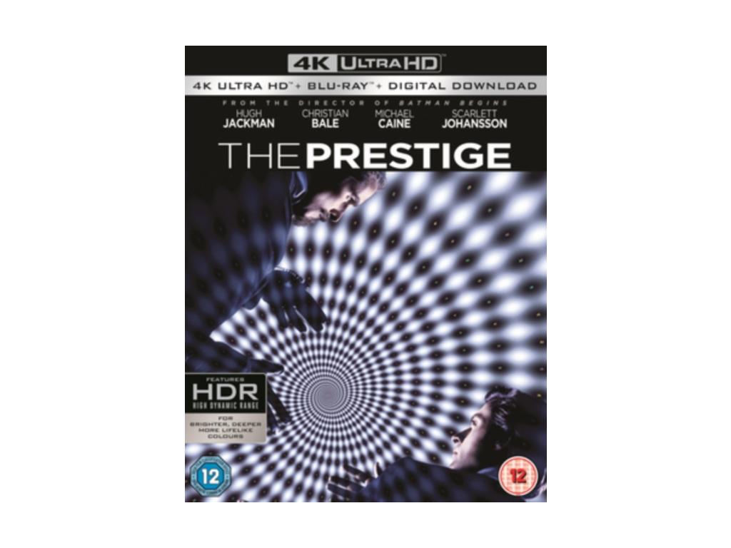 The Prestige (Blu-ray) (4K Ultra HD)