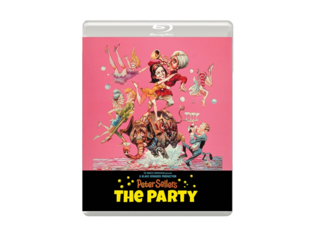 The Party (1968) (Blu-ray)