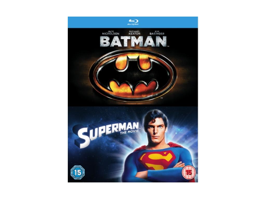 Batman / Superman (Blu-ray)