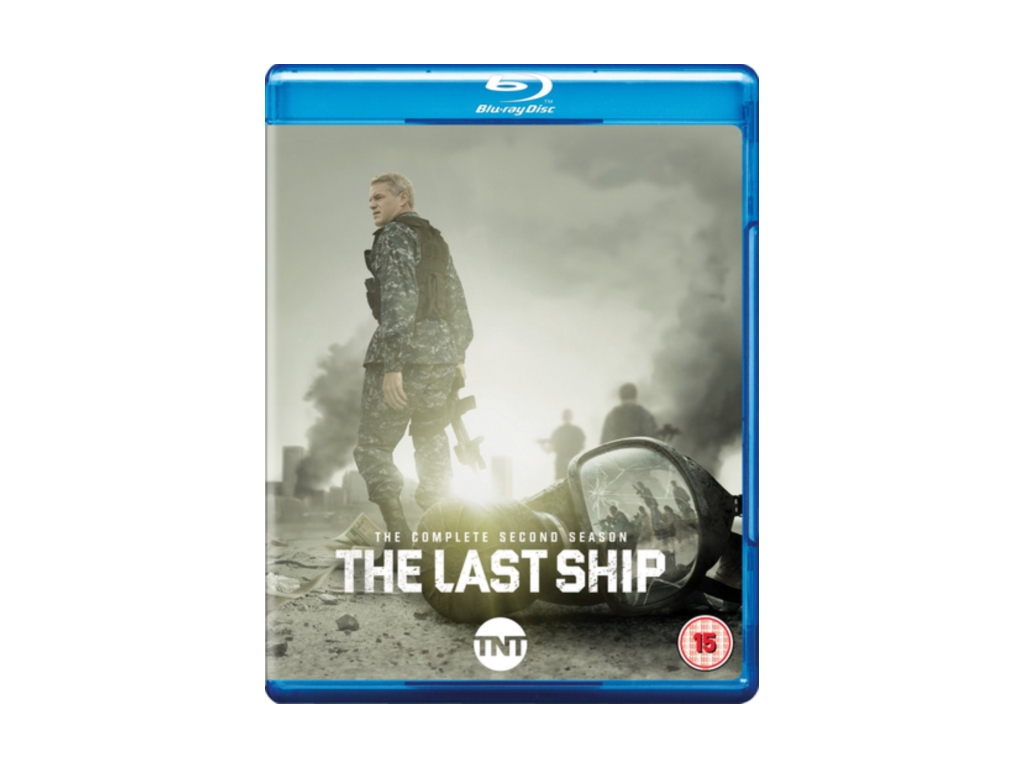 The Last Ship - Season 2 (Blu-ray)
