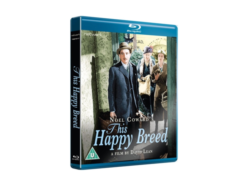 This Happy Breed (Blu-Ray and DVD)