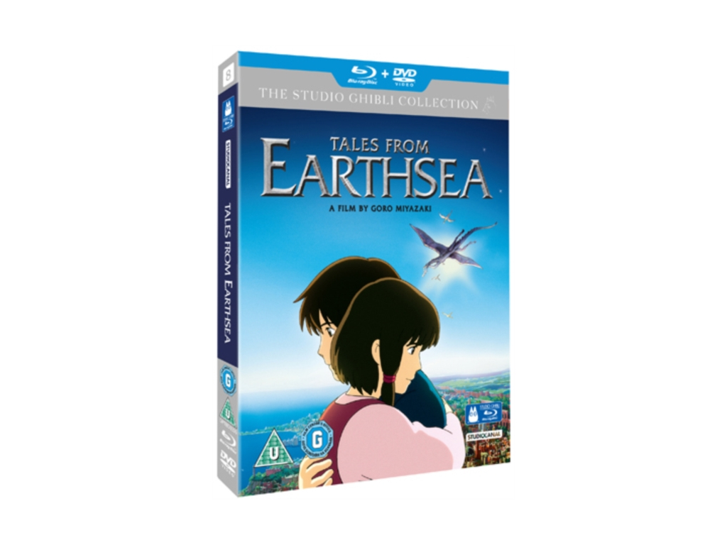 Tales From Earthsea (Studio Ghibli Collection) (Blu-Ray + DVD)