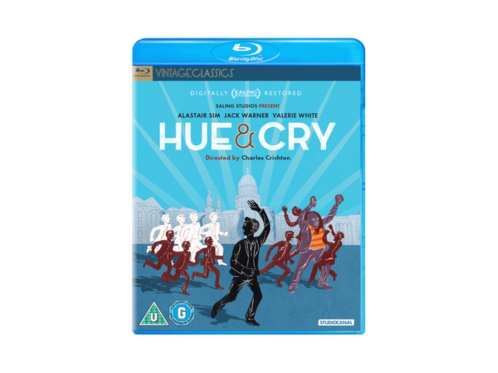 Hue And Cry (Ealing) *Digitally Restored (Blu-ray)