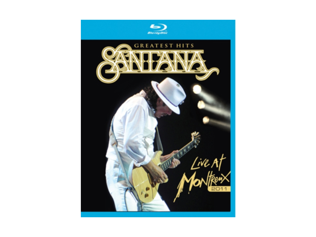 Santana - Greatests Hits - Live At Montreux 2011 (Blu-Ray)