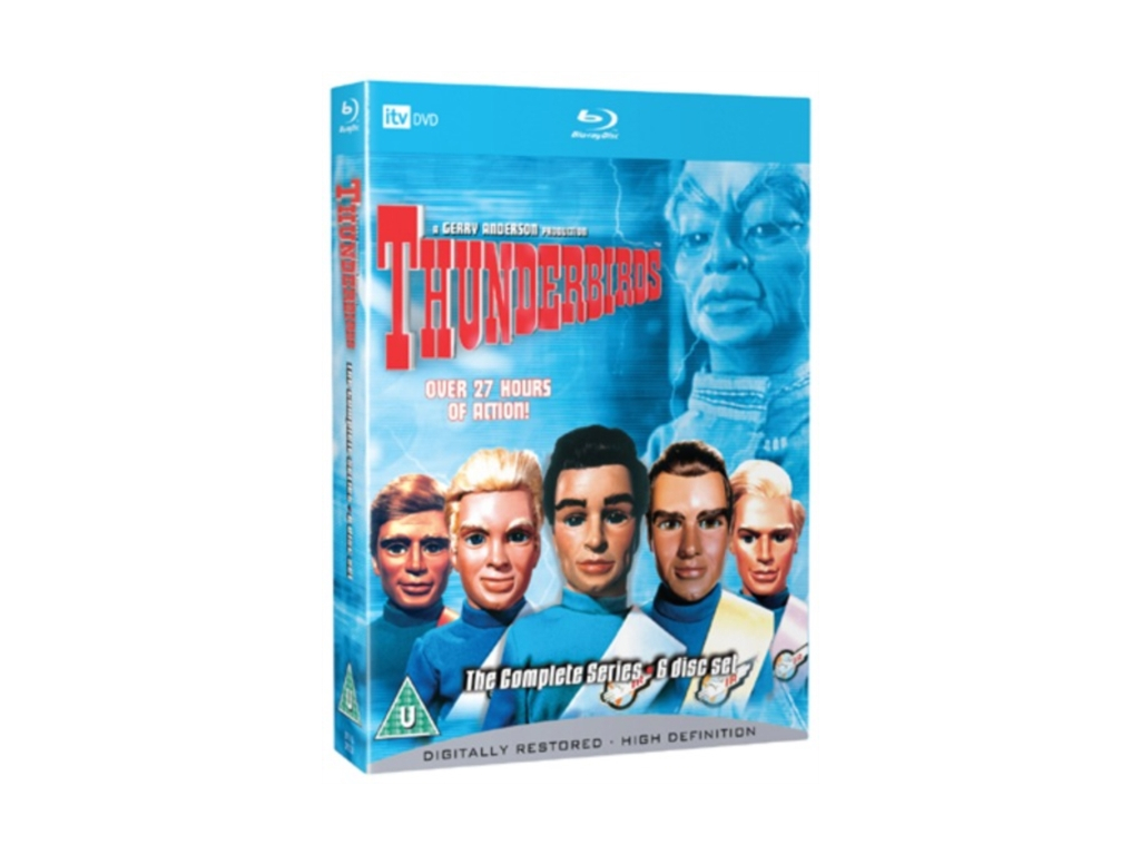 Thunderbirds: The Complete Collection (Blu-Ray)