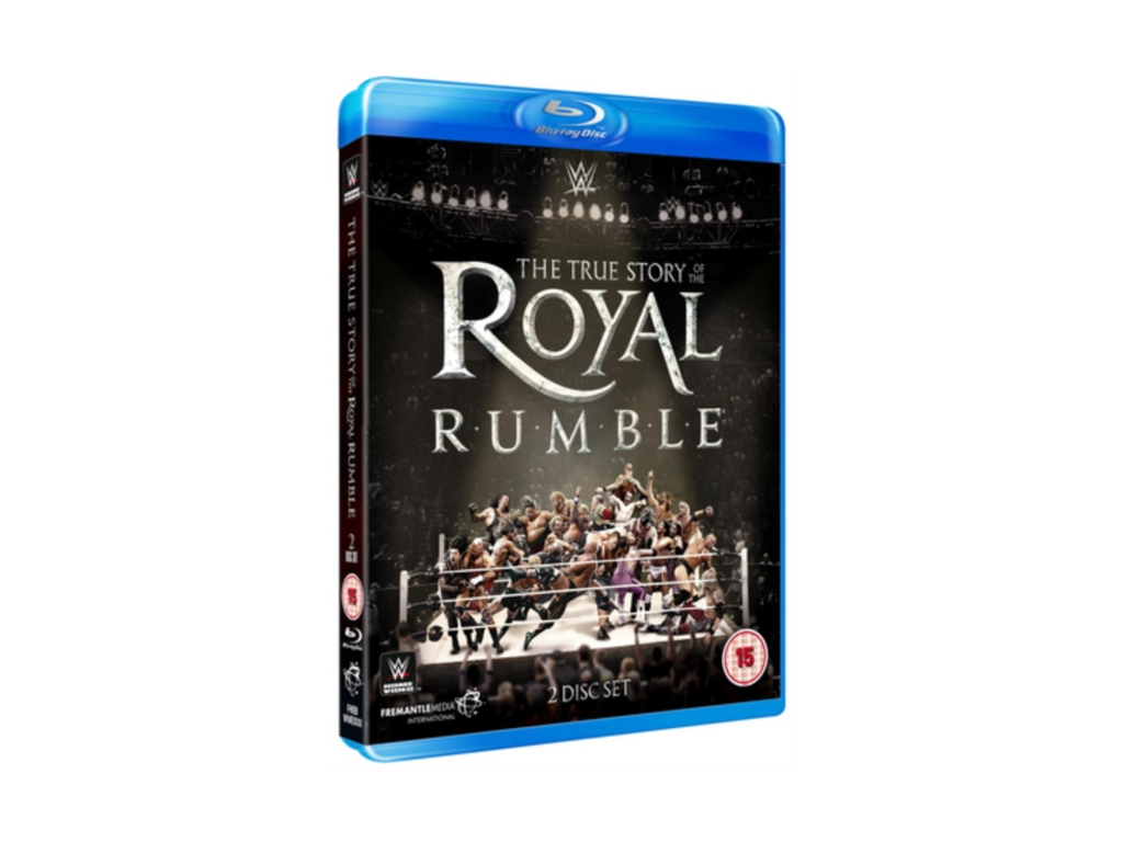 WWE: True Story Of Royal Rumble (Blu-ray)