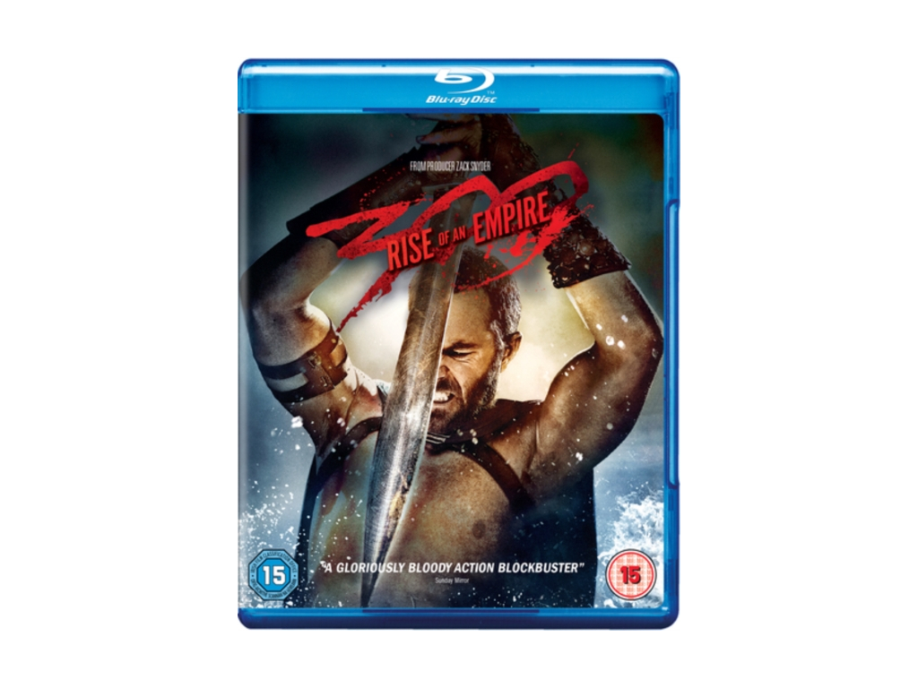 300: Rise Of An Empire [Blu-ray]
