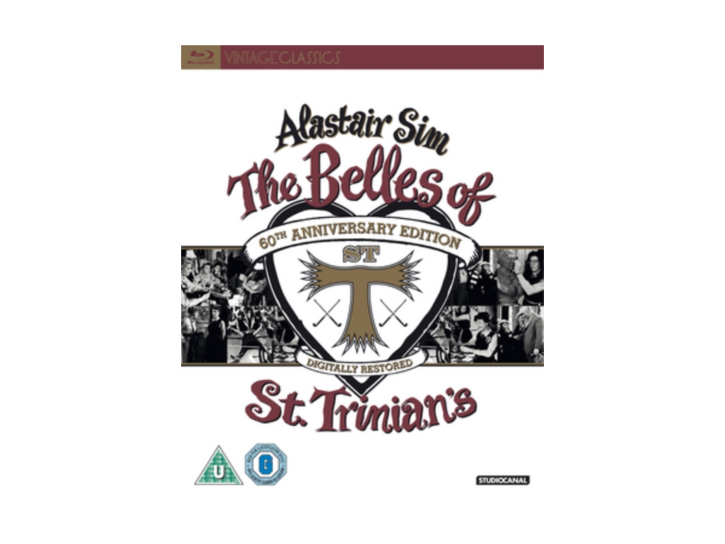 The Belles Of St. Trinians - 60th Anniversary Edition (Blu-ray)