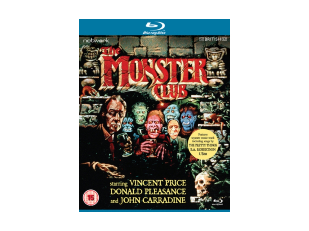 The Monster Club (Blu-ray)