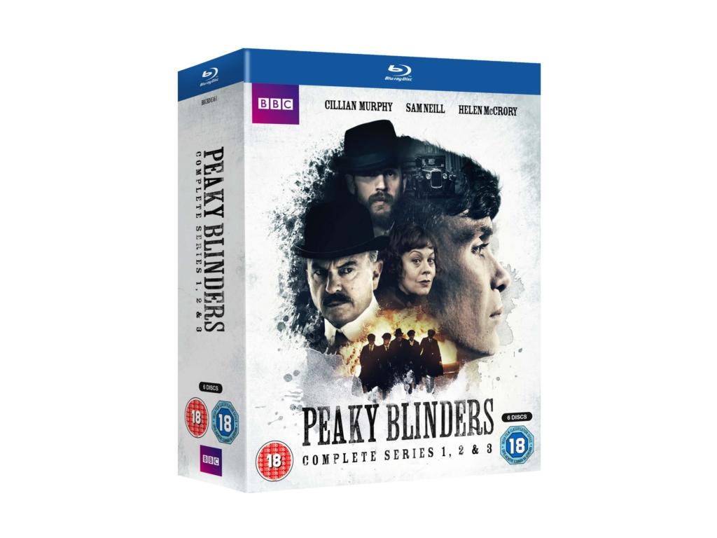 Peaky Blinders Series 1-3 Boxset (Blu-ray)