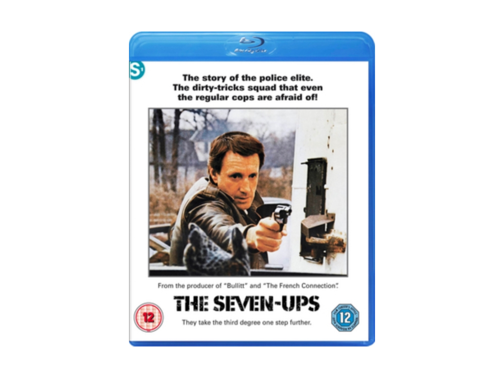 The Seven-Ups  (Blu-ray)