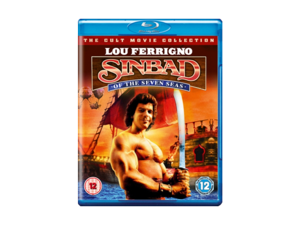 Sinbad of the Seven Seas (Blu-ray)