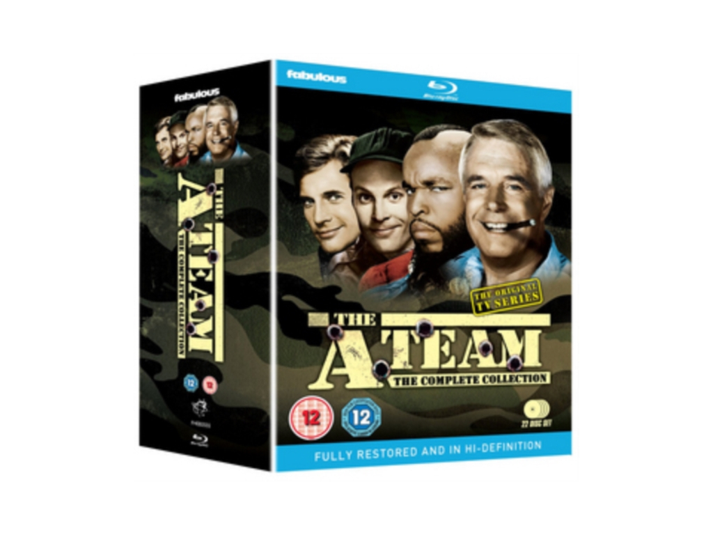 The A-Team - Complete (Blu-ray)