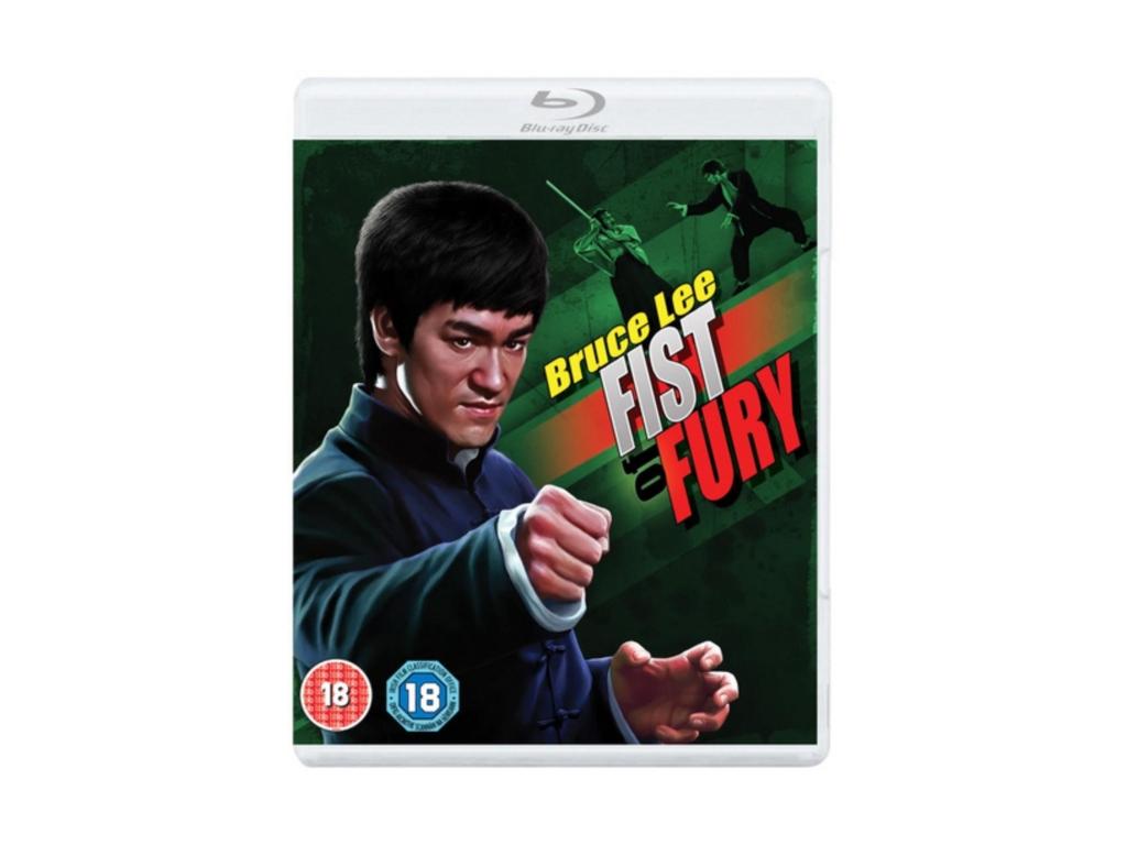 Fist Of Fury (Blu-ray & DVD)