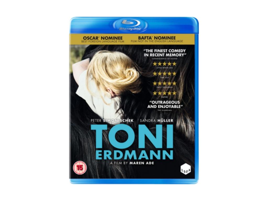 Toni Erdmann [2017] (Blu-ray)