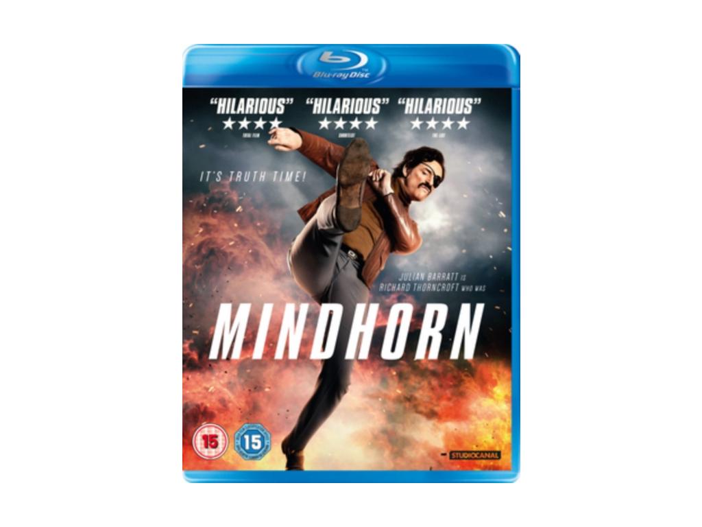 Mindhorn [2017] (Blu-ray)