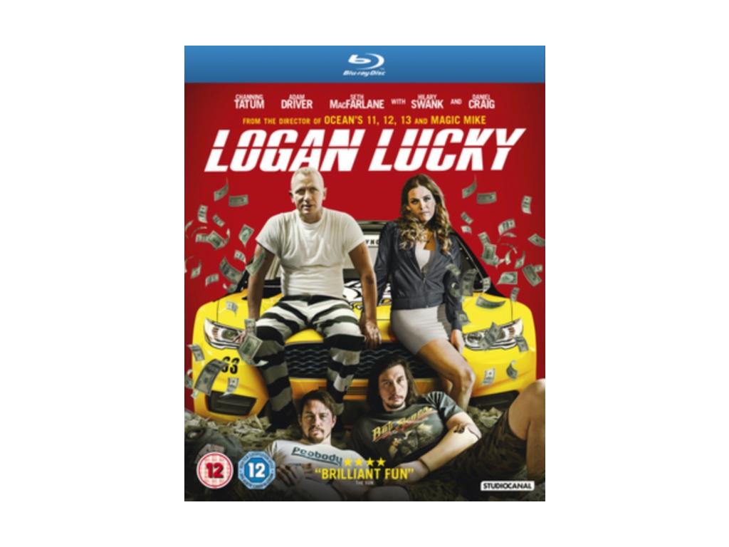 Logan Lucky [2017] (Blu-ray)