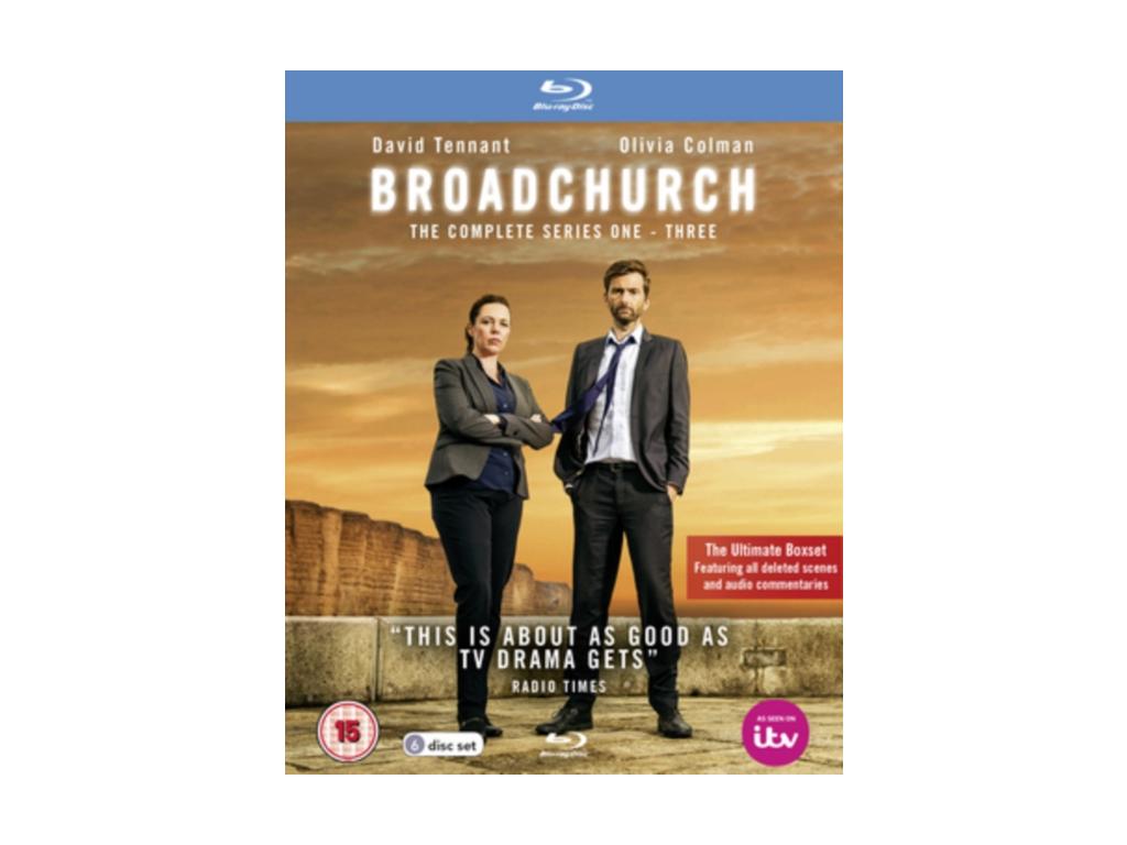 Broadchurch - Series 1-3 (Blu-ray)