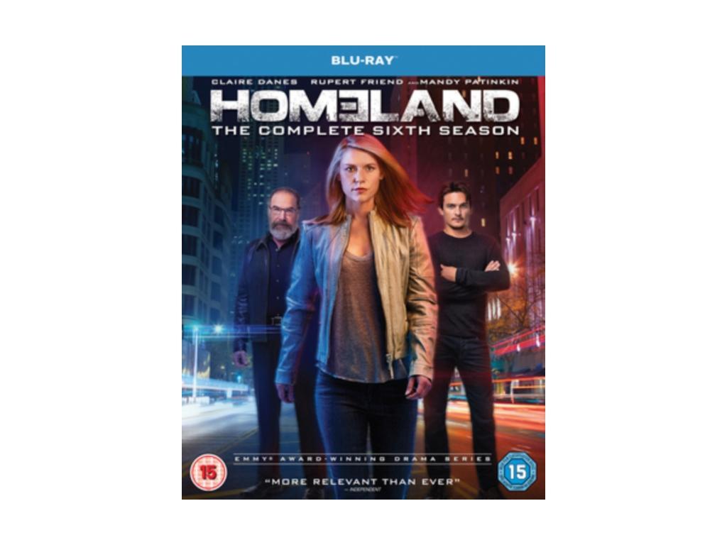 Homeland Season 6 [2017] (Blu-ray)