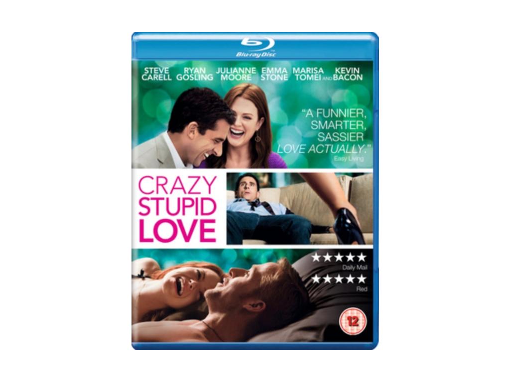 Crazy  Stupid  Love (Blu-ray)