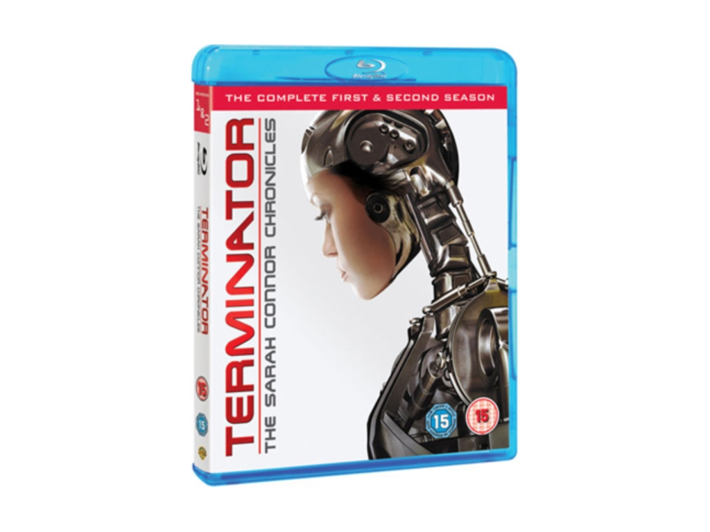Terminator - The Sarah Connor Chronicles - Series 1-2 (Blu-Ray)