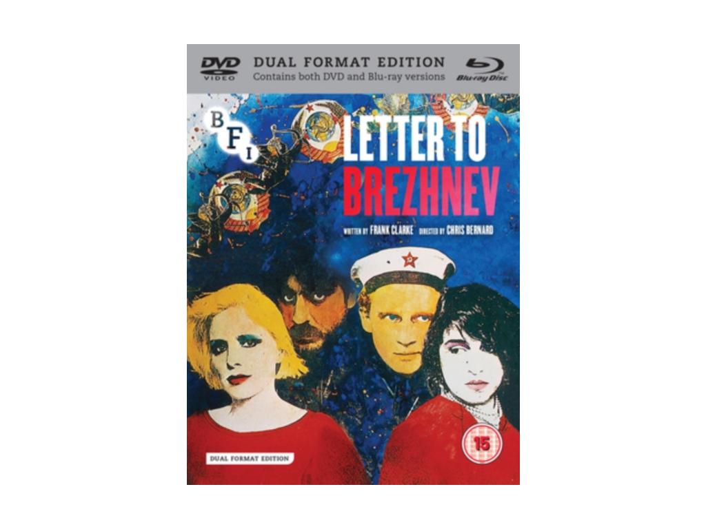 Letter to Brezhnev (DVD + Blu-ray) (1985)