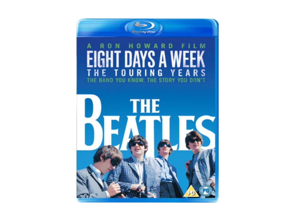 The Beatles: Eight Days a Week - The Touring Years [2016] (Blu-ray)