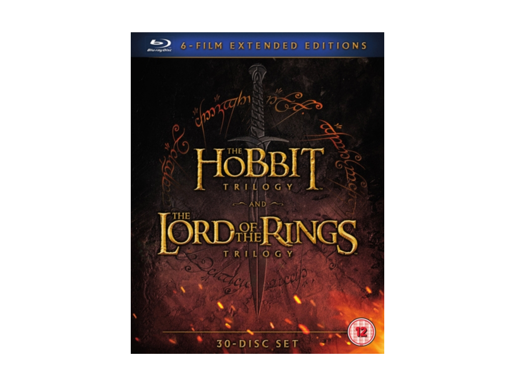 Middle Earth - Six Film Collection [2016] (Blu-ray)