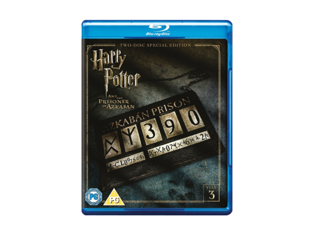 Harry Potter And The Prisoner Of Azkaban (Blu-ray)