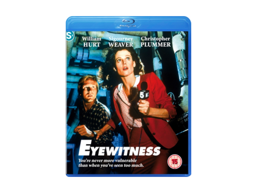 Eyewitness (Blu-ray)