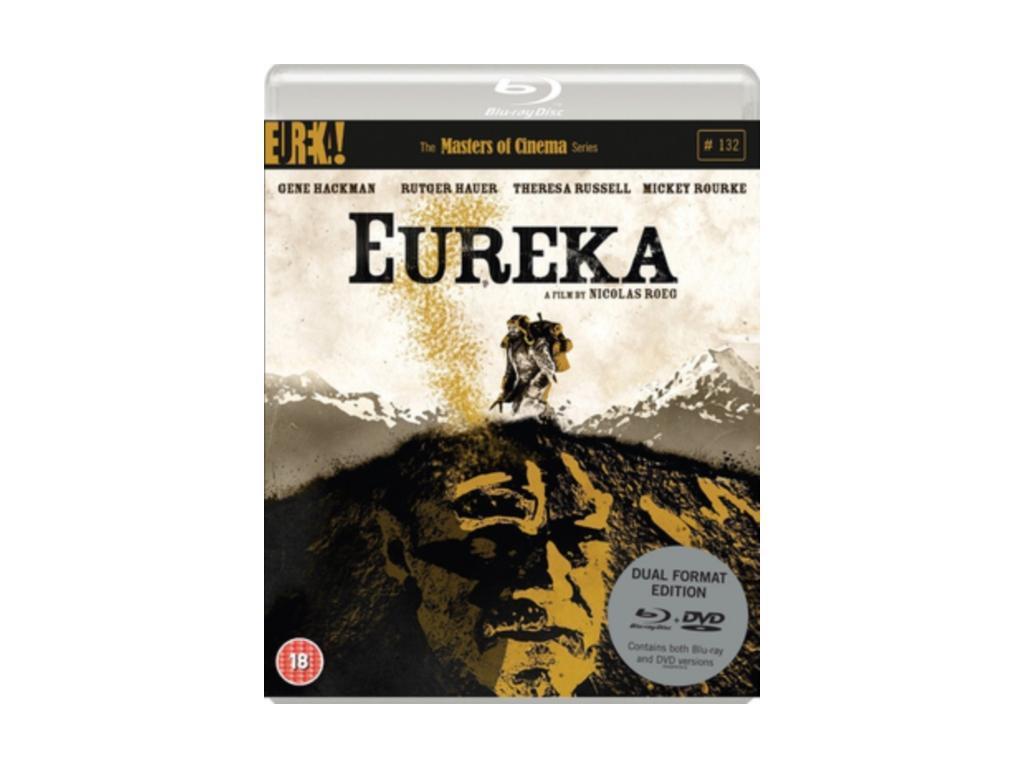 Eureka (1983) [Masters of Cinema] Dual Format (Blu-ray & DVD)