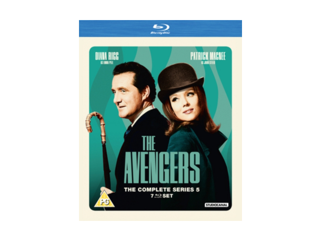 The Avengers: The Complete Series 5 (Blu-ray)
