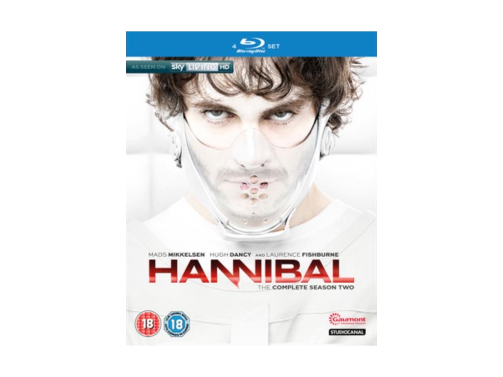 Hannibal: Series 2 (Blu-ray)