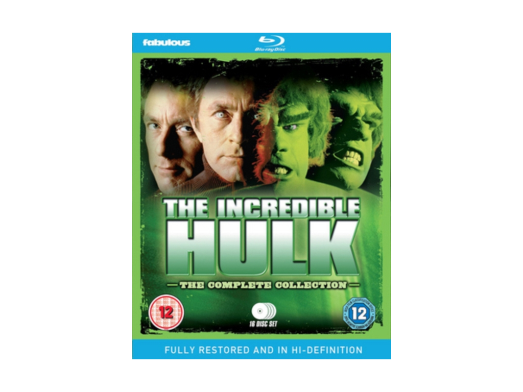 The Incredible Hulk: The Complete Collection (Blu-ray)