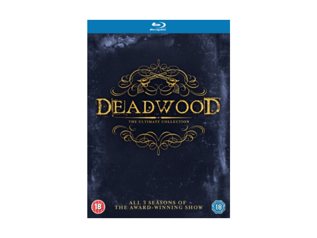 Deadwood - The Complete Collection (Blu-ray)
