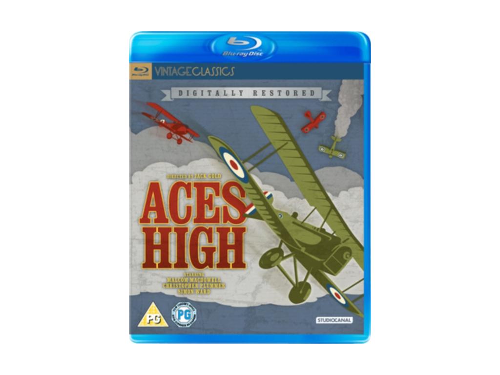 Aces High *Digitally Restored (Blu-ray)