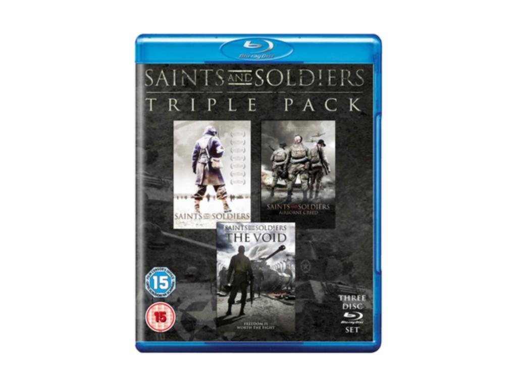 Saints & Soldiers Triple Pack (Blu-ray)