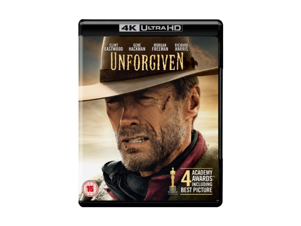 Unforgiven [2017] (4k Ultra HD + Blu-ray + Digital Download)