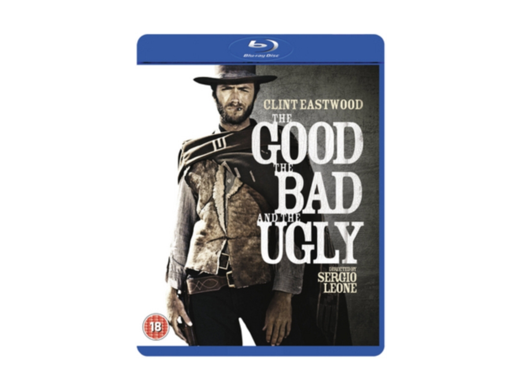 The Good  The Bad and The Ugly [Remastered] (Blu-ray)